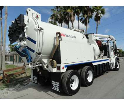 2007 Sterling LT7500 VacCon VACUUM/JETTER COMBO is a 2007 Thunder Mountain Sterling Other Commercial Truck in Miami FL
