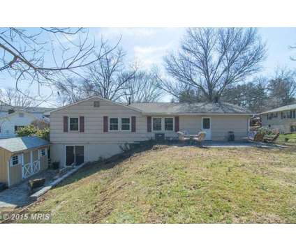 Private Entrance Walkout Basement Apartment For Rent at 5143 Darting Bird Lane in Columbia MD is a Apartment