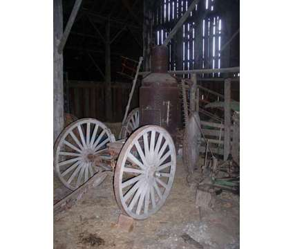 Antique 1890's Horse Drawn Steam Fire Engine Chassis is a Antiques for Sale in Mount Vernon WA