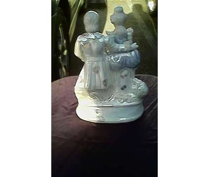 Dresden Couple Figurine is a Collectibles for Sale in Mount Vernon WA