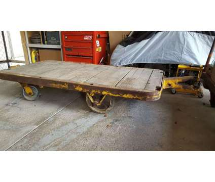 WareHouse Cart is a Antiques for Sale in Youngstown OH