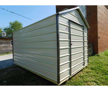 Storage Shed Metal 8x12 is a Lawn, Garden & Patios for Sale in Mansfield GA