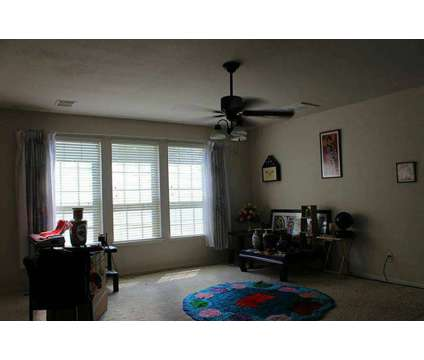 House for Rent: 4 Bdrm, 3 Bath, Large Backyard, Community Pool at 9514 Sedge Wren Ct in Houston TX is a Home