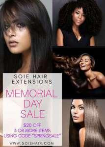 Hair Extensions Sale: Brazilia