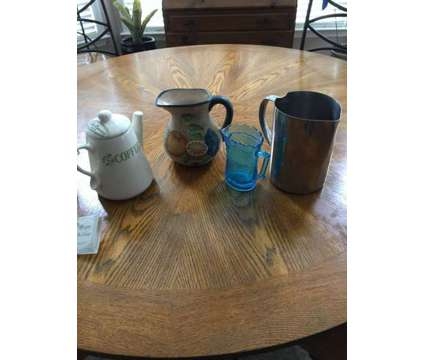 Pitchers/Coffee Pot is a Blue Everything Else for Sale in Wescosville PA