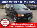 2003 Black Volkswagen Eurovan