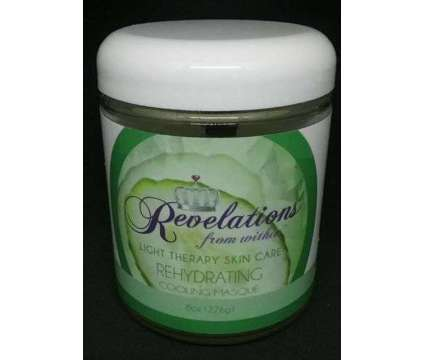 Re-hydrating Cooling Masque --- Cucumber Masque is a Skin Cares for Sale in Montgomery TX