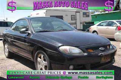2003 Ford ZX2 3FAFP11383R165177
