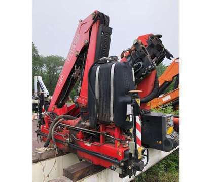 K606 - 2009 Fassi F80a.23 Unmounted Knuckleboom; 4 Ton is a 2009 Crane Truck in Hatfield PA