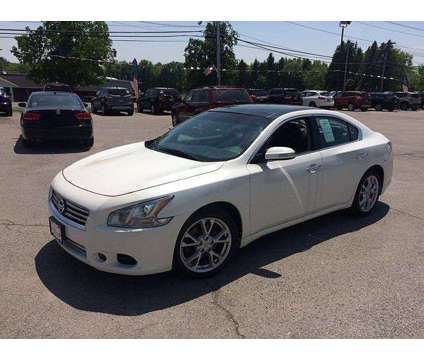 2014 Nissan Maxima SV is a 2014 Nissan Maxima SV Car for Sale in Burnt Hills NY