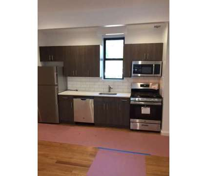 Brand new 1 Bedroom Modern Apartment to lease at 47 St Woodside in Woodside NY is a Apartment