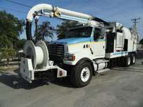 2009 Sterling LT8500 VAC-CON VACUUM/JETTER COMBO