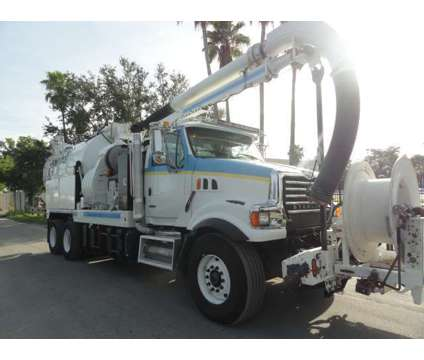 2009 Sterling LT8500 VAC-CON VACUUM/JETTER COMBO is a 2009 Thunder Mountain Sterling Other Commercial Truck in Miami FL