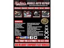 Richie's Mobile Auto Repair