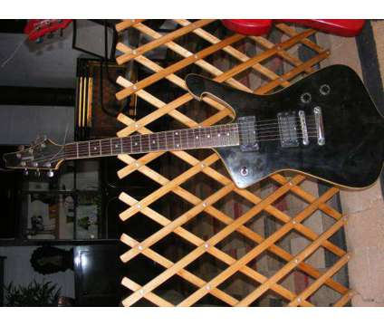 Ibanez Iceman is a Black Guitars & Basses for Sale in Aurora CO