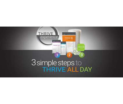 Thrive Experience is a Supplements for Sale in Lubbock TX