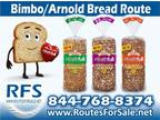 Business For Sale: Arnold & Bimbo Bread Route