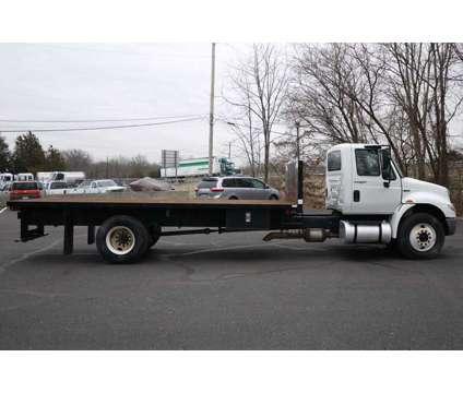 8849 - 2011 International 4300; 20' Steel Flatbed is a 2011 Flatbed Truck in Hatfield PA