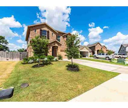 Garlic Creek Stunner! 14k+ of improvements including custom backsplash at 524 Wincliff Dr in Buda TX is a Real Estate and Homes