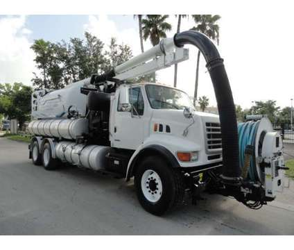 2003 Sterling L9500 Vactor 2110 VACUUM/JETTER COMBO is a 2003 Thunder Mountain Sterling Other Commercial Truck in Miami FL