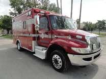 2003 International 4300 Durastar Fire Rescue Ambulance Type I