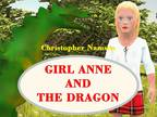 Children's book Girl Anne and