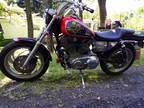 "1998 Harley Davidson 1200 Sportster ""REBUILT MOTOR"""