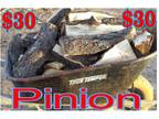 Pinion firewood near outlet mall