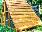 CHRISTMAS SPECIAL - Beautiful Affordable Chicken Coops Hen Houses- portable &