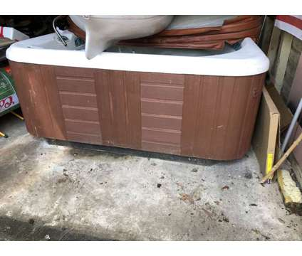 Hot Tub - Hot Springs IQ200 is a free Free Stuff in Raleigh NC