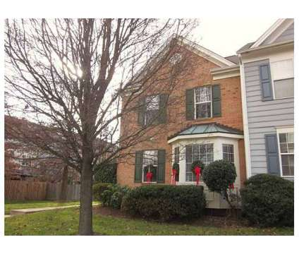Spacious 3 Bedroom Townhouse 2 min from Greenway $1999.00 mo at 113 Connery Ter in Leesburg VA is a Home