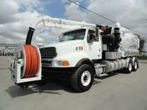 2006 Sterling L8500 Vactor 2115 VACUUM/JETTER COMBO
