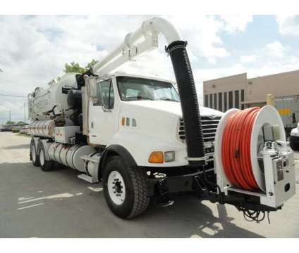 2006 Sterling L8500 Vactor 2115 VACUUM/JETTER COMBO is a 2006 Thunder Mountain Sterling Other Commercial Truck in Miami FL