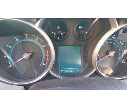 Chevy Cruze Turbo with all the extras. 539 miles is a 2015 Chevrolet Cruze Sedan in Grand Junction CO