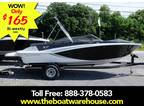 2019 Glastron GT 205 Mercruiser 250HP Trailer Ext Platform Boat for Sale