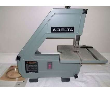 """Delta 10"""" Band Saw 28-160 is a Band Saws for Sale in Union SC"""
