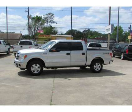 2014 Ford F-150 Supercrew 4x4 is a 2014 Ford F-150 SuperCrew Truck in Houston TX