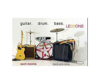 Guitar and Bass Lessons in NW Portland is a Music Lessons service in Portland OR
