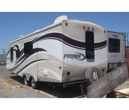 RV trailer and truck is a 2011 Travel Trailer in Benicia CA