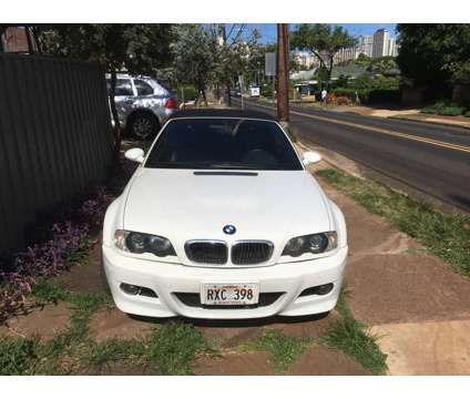 Bmw M3 Convertible is a 2002 BMW M3 Convertible in Honolulu HI