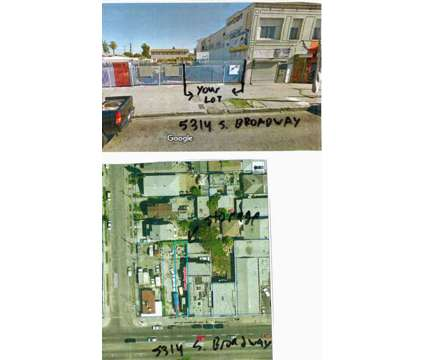 Parking lot storage RV Cars motorcycle parking Land for rent for storage and par in Los Angeles CA is a More Property