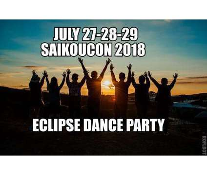 SAIKOUCON 2018 on July 27-28-29 is a Other Announcements listing in East Stroudsburg PA
