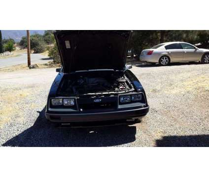 Vintage Ford Mustang 5.0 is a 1986 Ford Mustang Classic Car in Tehachapi CA