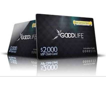 Free $2000 Goodlifeusa Travel Discount Card is a Company Notices, Tenders & Contracts listing in Sutton West ON