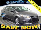 2014 Ford Focus SE SE 4dr Seda - Ford, Certified PreOwned, Sedans