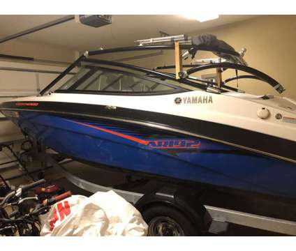 2014 Yamaha 19 ft. Jet Boat is a 19 foot 2014 Yamaha AR High Performance Motor Boat in Myrtle Beach SC