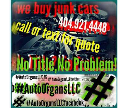Call Jeff He Buys Junk Cars is a Announcements listing in Decatur GA