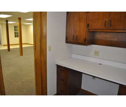 Quaint Office Space in Leo, IN at 10526 Walnut Street in Leo IN is a Office Space