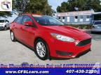 2015 Ford Focus SE SE 4dr Seda - Ford, Certified PreOwned, Sedans
