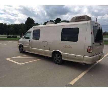 2004 Volkswagen Rialta GOLD EDITION is a Gold 2004 Motorhome in Fayetteville AR